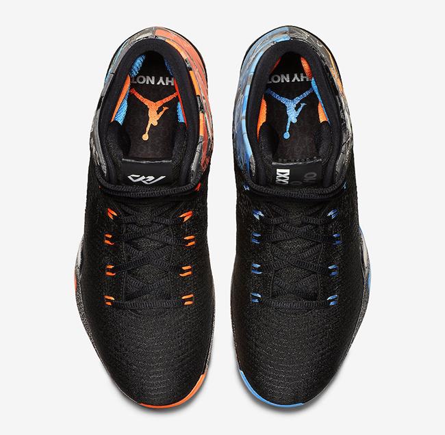 Air Jordan XXX1 Russell Westbrook MVP