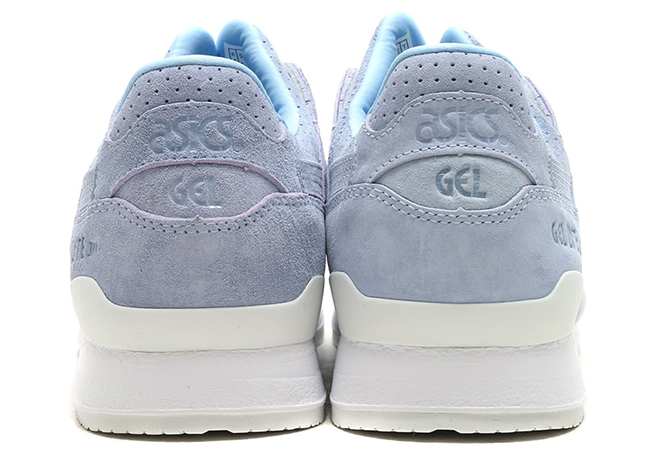 Asics Gel Lyte III Skyway Blue Suede