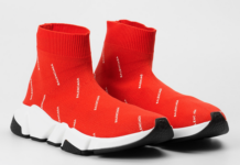Balenciaga For Colette Speed Trainers