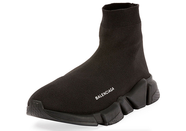 Balenciaga Speed Trainer Low Triple Black