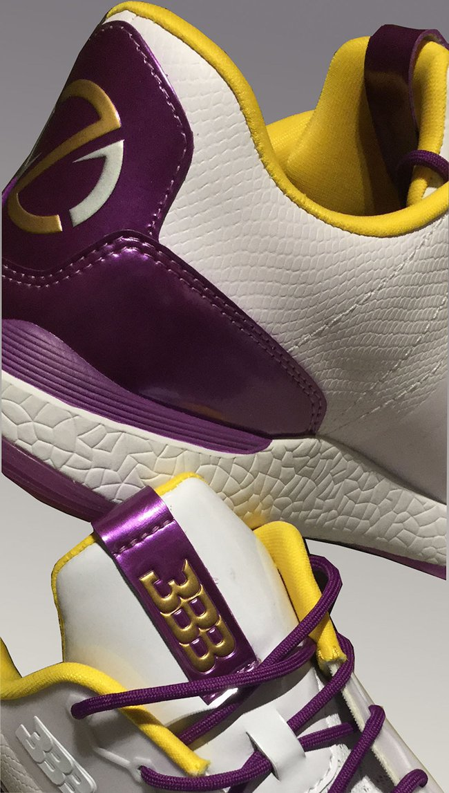 Big Baller Brand ZO2 Lakers Shotime Release Date