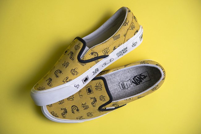 Brain Dead Vans Collection