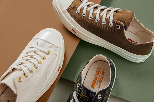 Carhartt WIP Converse Chuck Taylor Collection