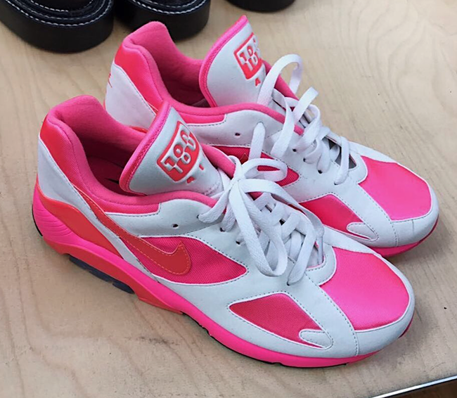 COMME des Garcons Nike Air Max 180