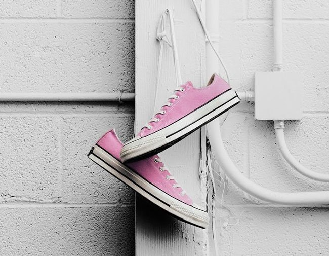 Converse Chuck Taylor Low Pink Rose