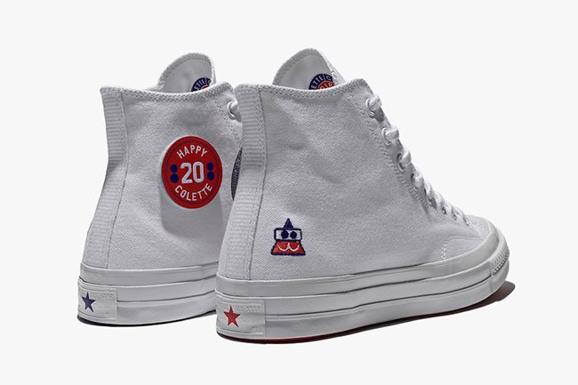 Converse colette Club 75 Collection