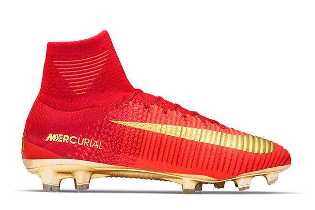 Cristiano Ronaldos Nike CR7 Mercurial Campeoes