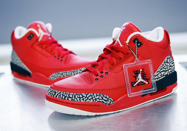 DJ Khaled Air Jordan 3 Grateful We The Best