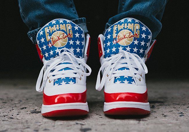 Ewing 33 Hi USA July 4th