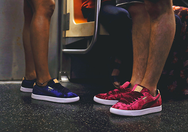 Extra Butter Puma Clyde Kings of New York Pack