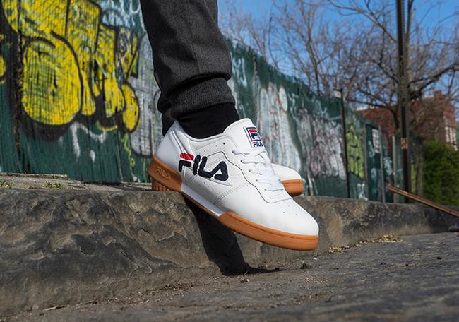 Fila Legacy Pack | SneakerFiles