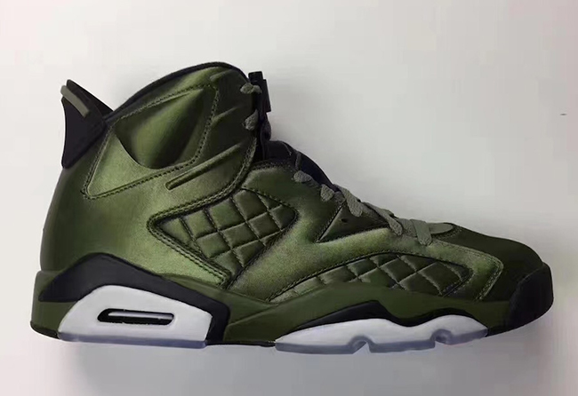 7087ca946dec Air Jordan 6 Flight Jacket Release Date