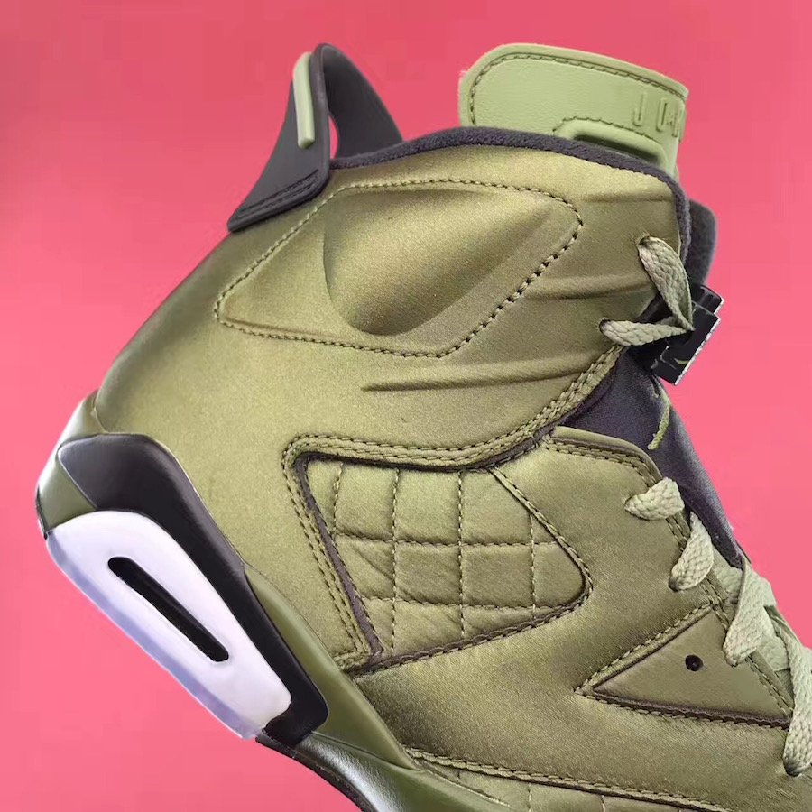 Flight Jacket Air Jordan 6 Pinnacle