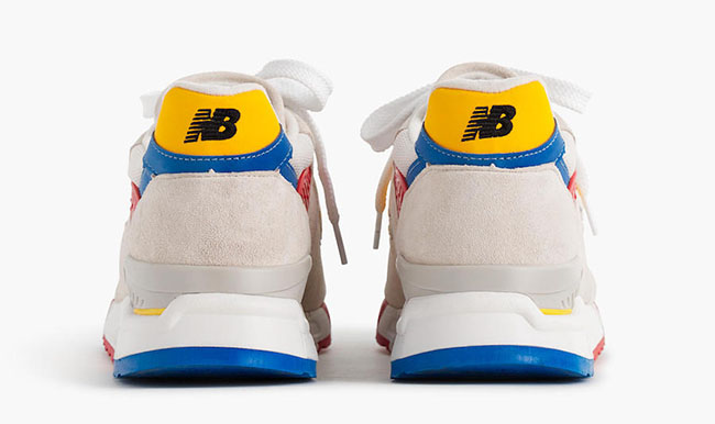 J.Crew x New Balance 998 Beach Ball