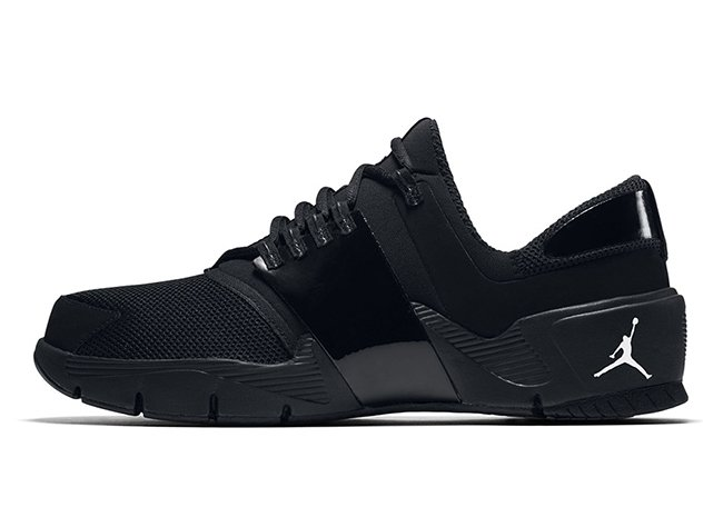 Jordan Alpha Trunner Retro 2017 Black