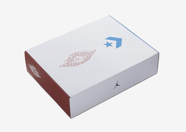 Jordan Converse UNC Pack