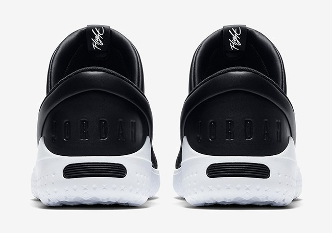 Jordan Flight Luxe Black White