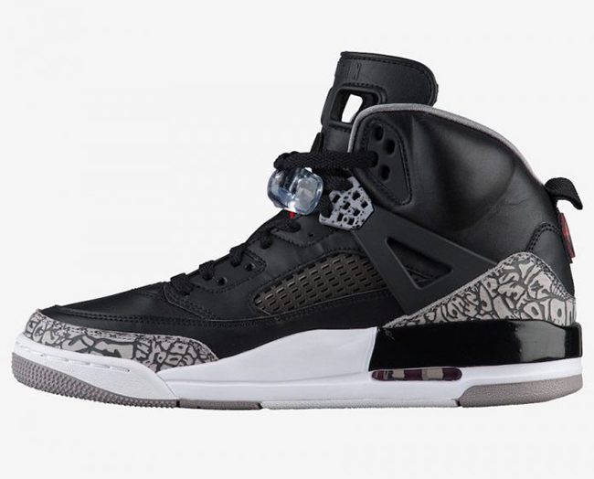 Jordan Spizike Black Cement June 2017