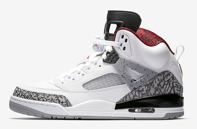 Jordan Spizike White Cement June 2017