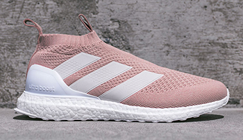 KITH adidas ACE 16+ Pure Control Ultra Boost Flamingos