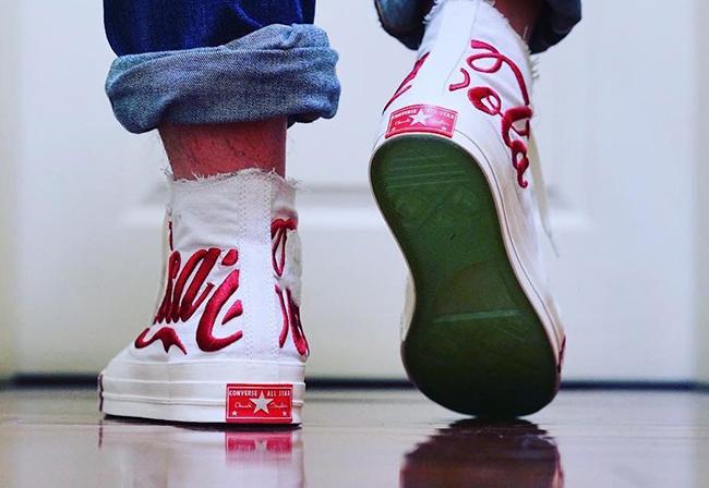 KITH Coca-Cola Converse Chuck Taylor