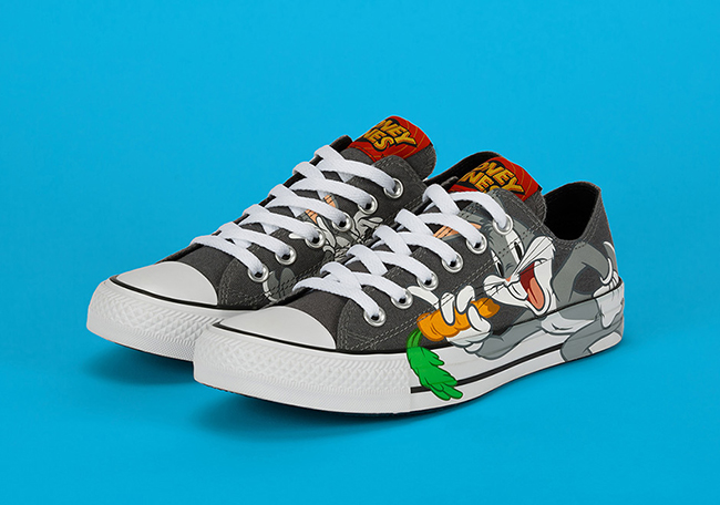Looney Tunes x Converse Chuck Taylor Rivalry Pack