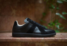 Maison Margiela Replica Triple Black