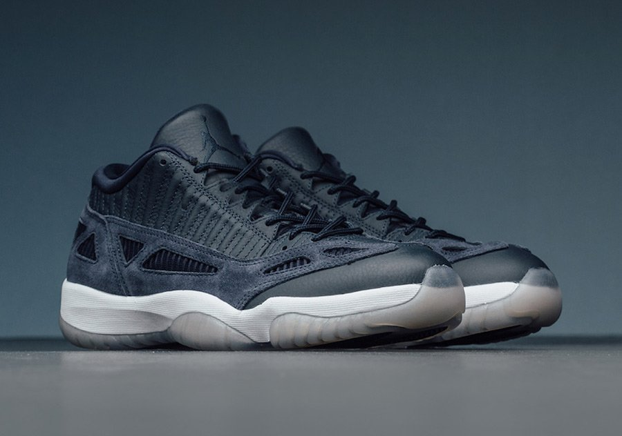 a4941f07bfc3 Air Jordan 11 Low IE Midnight Navy Release Date