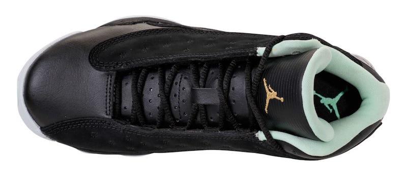 Mint Foam Air Jordan 13 GS