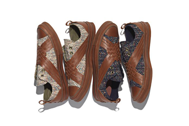Missoni Converse Chuck Taylor Slip Collection