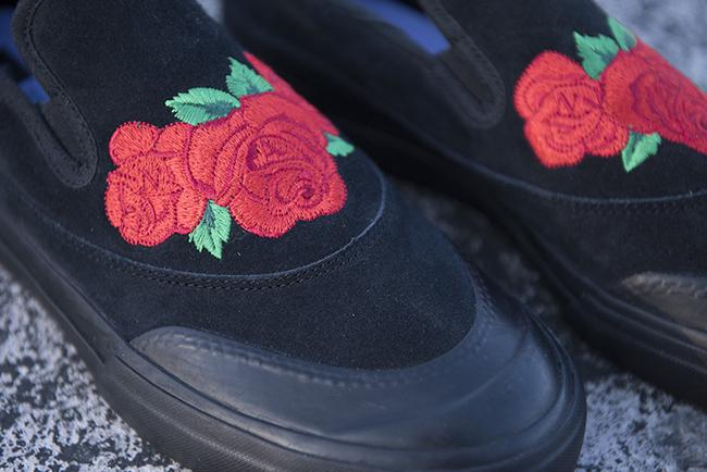Na-kel Smith adidas Matchcourt Slip Roses