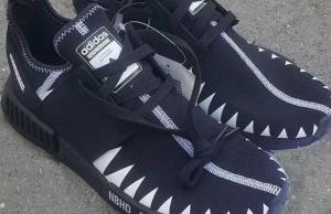 NEIGHBORHOOD adidas NMD Black Boost