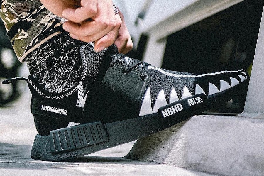 NEIGHBORHOOD adidas NMD On Feet