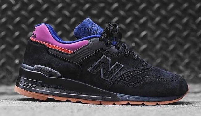 New Balance 997 Black Magnet | SneakerFiles