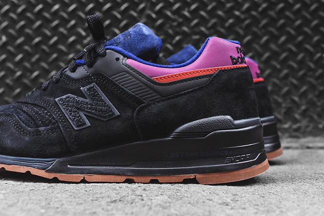 New Balance 997 Black Magnet