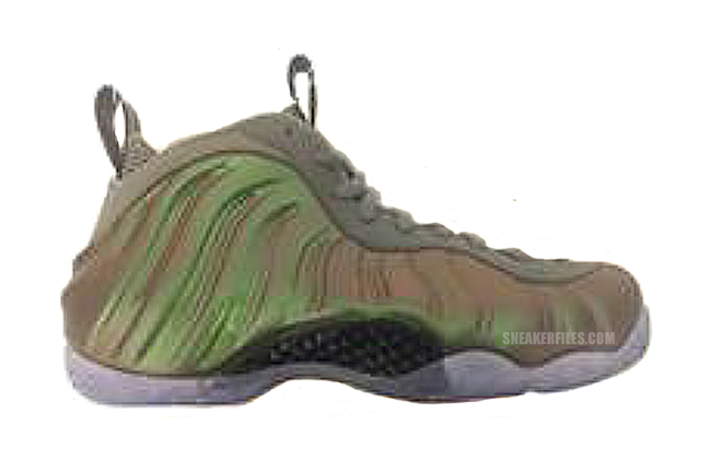 Nike Air Foamposite One 'Dark Stucco' is the First Women's Exclusive Release