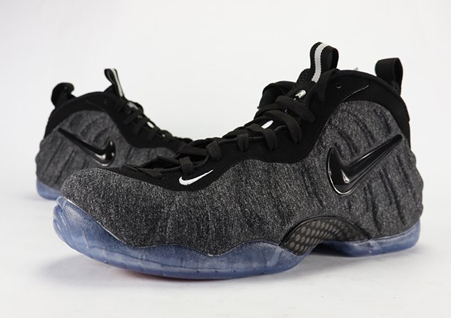 Nike Air Foamposite Pro Tech Fleece Review On Feet