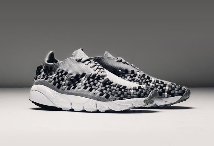 Nike Air Footscape Woven NM Wolf Grey 875797-004