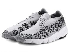 Nike Air Footscape Woven Wolf Grey