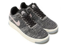 Nike Air Force 1 Flyknit Low Oreo