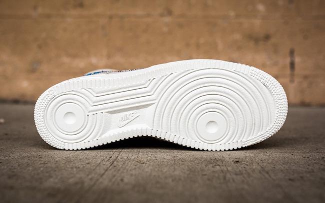 Nike Air Force 1 High Afro Punk Light Bone