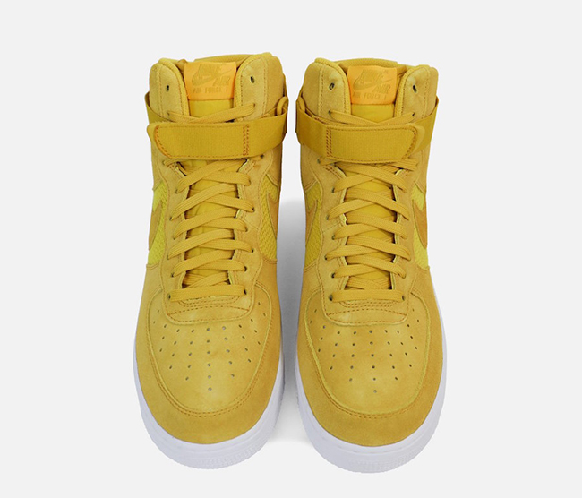 Nike Air Force 1 High University Gold