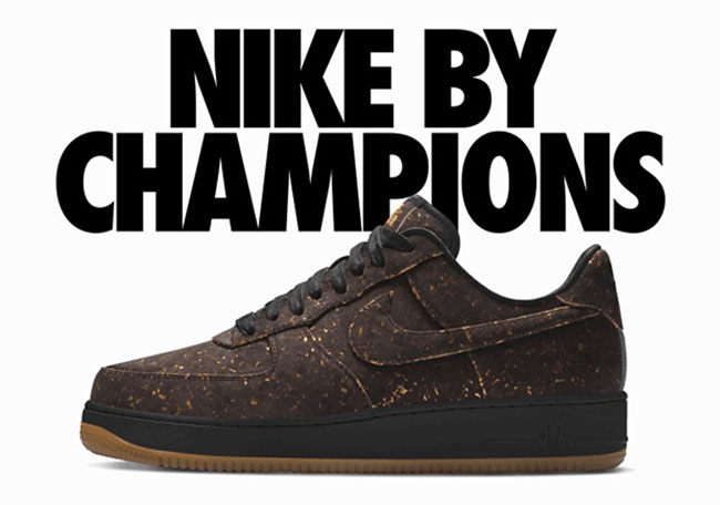 Nike Air Force 1 ID Cork Finals