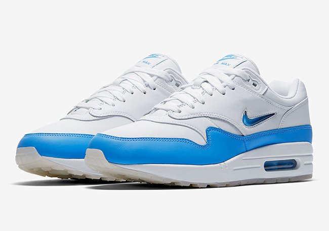 Nike Air Max 1 Jewel University Blue Release Date