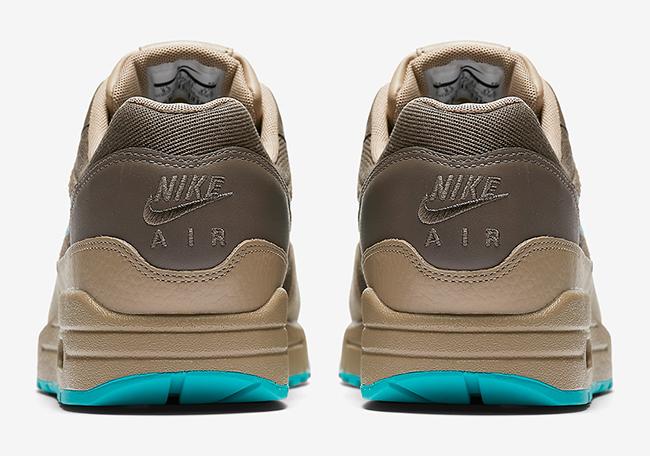 Nike Air Max 1 Premium Ridgerock Turbo Green