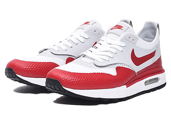 Nike Air Max 1 SE SP White Red AA0869-100