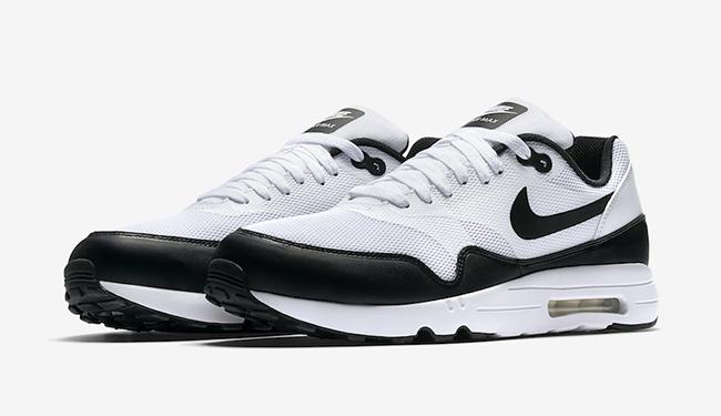 Nike Air Max 1 Ultra 2.0 Essential White Black