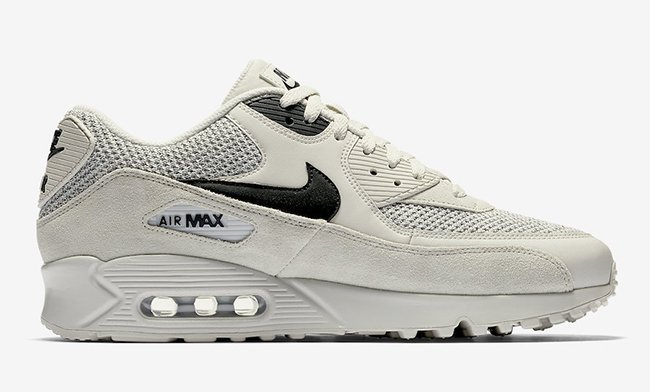 air max 90 light bone