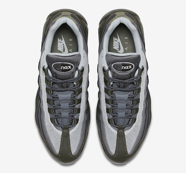 Nike Air Max 95 Essential Cargo Khaki 749766 302 Release