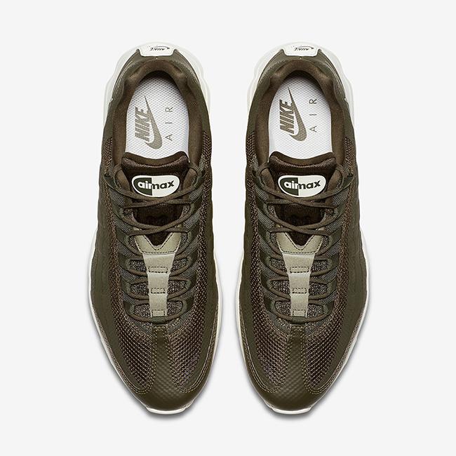 Nike Air Max 95 Ultra Essential Cargo Khaki